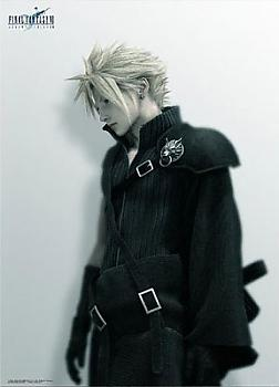 Final Fantasy Advent Children Wall Scroll - Cloud (2016)