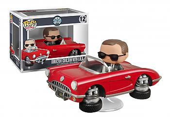 Agent of S.H.I.E.L.D POP! Vinyl Figure - Lola w/ Director Coulson