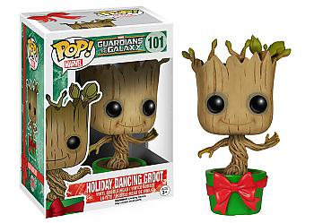 Guardians of the Galaxy POP! Vinyl Figure - Holiday Baby Groot