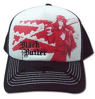 Black Butler Cap - Grell
