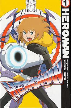 Heroman Manga Vol.   1