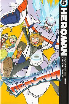 Heroman Manga Vol.   5