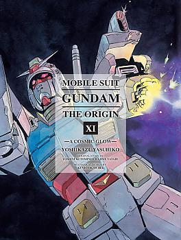 Mobile Suit The Origin Manga Vol. 11 Gundam - A Cosmic Glow