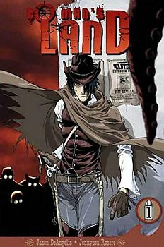 No Man's Land Manga Vol.   1