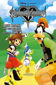 Kingdom Hearts: Chain of Memories Novel
