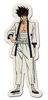 Rurouni Kenshin Sticker - Sanosuke OVA