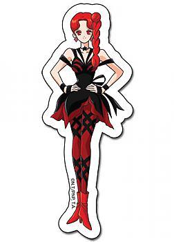 Sailor Moon Sticker - Petitroll