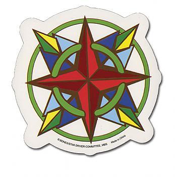 Star Driver Sticker - Kiraboshi