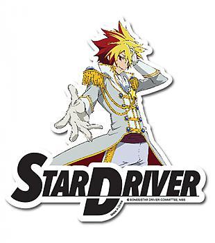 Star Driver Sticker - Tsunashi