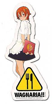 Wagnaria!! Sticker - Inami