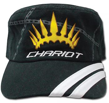 Black Rock Shooter Cap - Chariot Cadet