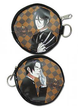 Black Butler 2 Coin Purse - Sebastian Vs. Claude