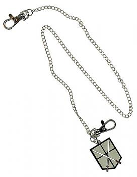 Attack on Titan Wallet Chain - Cadet Corps