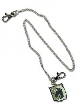 Attack on Titan Wallet Chain - Military Police Regiment