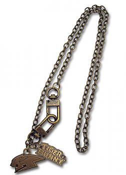 Tiger & Bunny Wallet Chain - Wild Tiger Logo