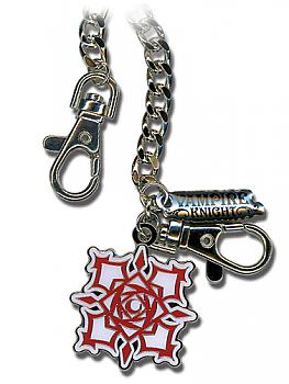 Vampire Knight Wallet Chain - Cross with Chain