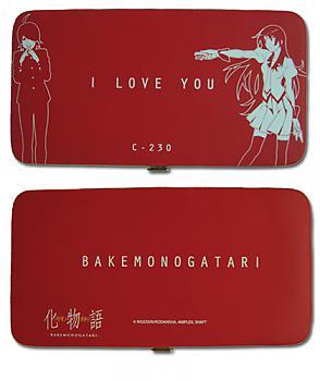 Bakemonogatari Wallet - I Love You