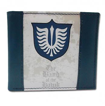 Berserk Wallet - Band of Hawk Logo