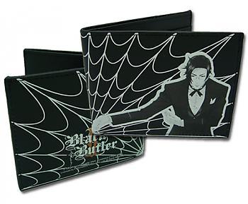 Black Butler 2 Wallet - Claude Web