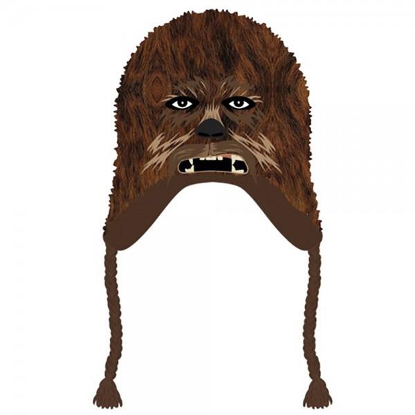 Star Wars Beanie - Chewbacca Laplander  Archonia US 354055848fa