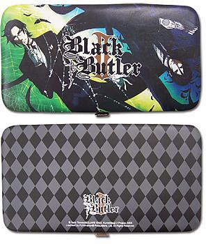 Black Butler 2 Wallet - Sebastian & Claude