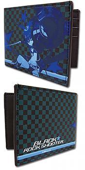 Black Rock Shooter Wallet - Black Rock Blue
