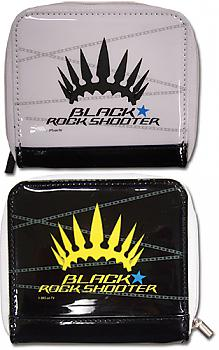Black Rock Shooter Wallet - Chariot Crown Girl's
