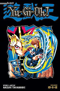 Yu-Gi-Oh! Onmibus Manga Vol.   4 (Vol. 10-11-12)