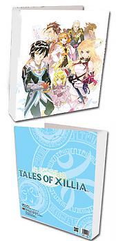 Tales Of Xillia Binder - Keyart