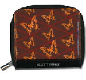 Blast of Tempest Wallet - Butterfly