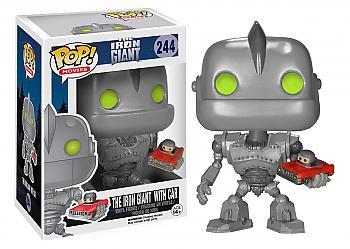 Iron Giant POP! Vinyl Figure - Iron Giant w/ Car