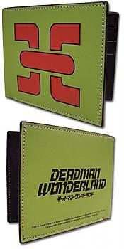 Deadman Wonderland Wallet - Wonderland Emblem