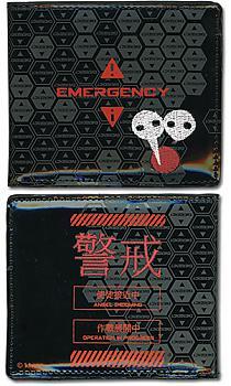 Evangelion Wallet - Emergency