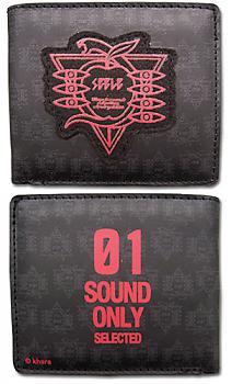 Evangelion Wallet - Seele Sound Only