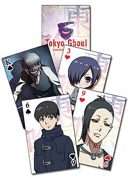 Tokyo Ghoul Playing Cards