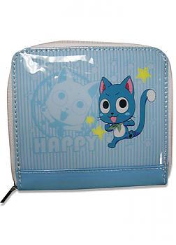 Fairy Tail Wallet - Happy Blue