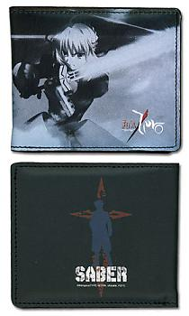 Fate/Zero Wallet - Kiritsugu & Saber