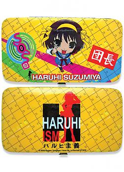 Haruhi Hinge Wallet - SD Haruhi