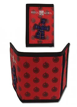 Hell Girl Wallet - Straw Doll
