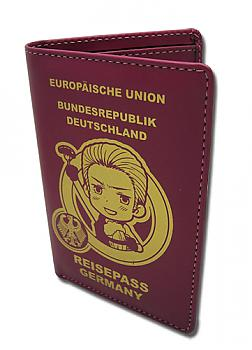 Hetalia Wallet - Germany Passport Style