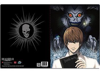 Death Note Pocket File Folder - Light & Ryuk