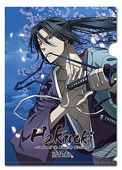 Hakuoki 1st File Folder - Toshizou