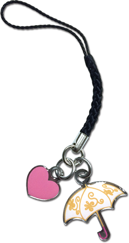 Sailor Moon Phone Charm Chibichibi Moon Symbol W Umbrella