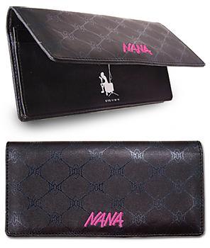 Nana Wallet - Logo on Black