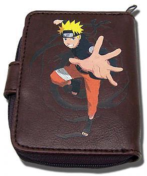 Naruto Shippuden Wallet - Naruto Brown