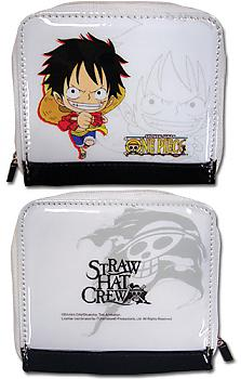 One Piece Wallet - SD Luffy Straw Hat Crew