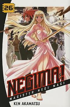 Negima Manga Vol.  26