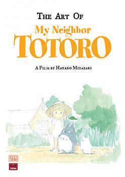 Art Book: My Neighbor Totoro