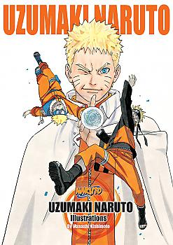 Art Book: Uzumaki Naruto Illustrations