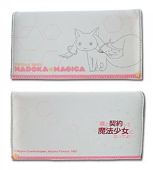 Puella Magi Madoka Magica Wallet - Kyubey Girl